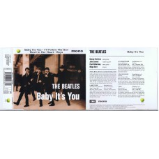 BEATLES Baby It's You / I'll Follow The Sun / Devil In Her Heart / Boys (Apple Records CDR 6406 / 7243 8 82073 2 4) UK 1995 EP CD