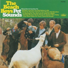 BEACH BOYS Pet Sounds (Capitol 527 3192) EU 1966 MONO CD