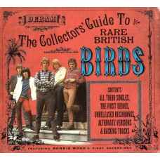 BIRDS, THE The Collectors' Guide To Rare British Birds (Deram 731456413921) UK 1965 CD