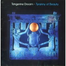 TANGERINE DREAM Tyranny Of Beauty (AMP CD 027) UK 1995 CD