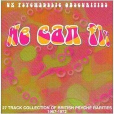 Various WE CAN FLY Vol.1 (Past Present PAPRCD 2004) UK 1967-1972 CD