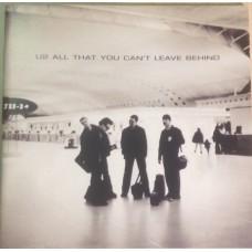 U2 All That You Can't Leave Behind (Island CIDZU212) EU 2000 CD