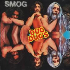 DUG DUG'S Smog (BMG Entertainment Mexico, S.A. De C.V. – PECD•0538) Mexico 1973 CD