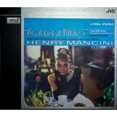 HENRY MANCINI Breakfast At Tiffany's (JVC – JVCXR-0212-2) USA 2001 audiophile deluxe CD-Set