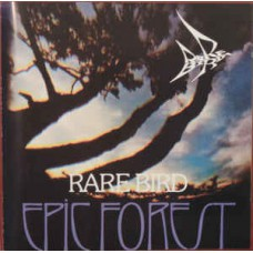 RARE BIRD Epic Forest (Red Fox RF 604) France 1972 CD