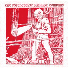 Various THE PSYCHEDELIC SALVAGE COMPANY Volume 2 (No Label SALVCD2) UK CD