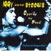 IGGY AND THE STOOGES Open Up And Bleed! (BOMP! BCD 4051) USA 1995 compilation CD
