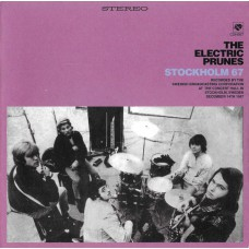 THE ELECTRIC PRUNES Stockholm 1967 (Heartbeat Productions ‎– CDHB67) UK 1967 CD