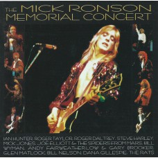 Various THE MICK RONSON MEMORIAL CONCERT(Citadel ‎CIT2CD) EU 1997 2CD-Set