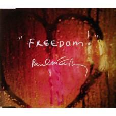 PAUL MCCARTNEY Freedom +2 (Parlophone – 7243 5 50288 2 2) UK 2001 CD EPL MCCARTNEY Freedom +2 (Parlophone – 7243 5 50288 2 2) UK 2001 CD EP