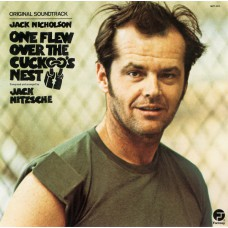 JACK NITZSCHE One Flew Over The Cuckoo's Nest (Fantasy FCD 4531-2) USA 1976 CD (Jack Nitzsche Orchestra)
