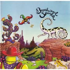 BEACHWOOD SPARKS Make The Cowboy Robots Cry (Rough Trade – RTRADESCD057) UK 2002 CD EP