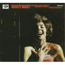 BASSEY WITH NELSON RIDDLE AND HIS ORCHESTRA Let's Face The Music (EMI 7243 5 20396 2 34) UK 1962 CD