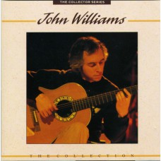 JOHN WILLIAMS The Collection (Castle Communications ‎CCSCD190) UK 1988 compilation CD