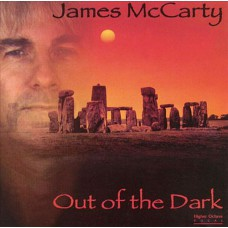 JIM MCCARTY Out Of The Dark (Higher Octave Music ‎HOMCD 7057) USA 1994 CD (ex Yardbirds)
