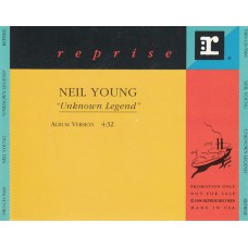 NEIL YOUNG Unknown Legend (reprise PRO-CD-5960) USA 1992 PROMO Only CD-single
