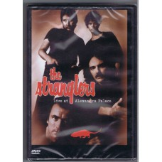 STRANGLERS Live At Alexandra Palace (Castle Music Pictures CMP 1009 / 4012050410582) Germany 1990 DVD-video