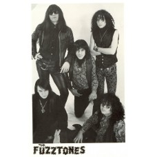 FUZZTONES Live NIL, Schweinfurt Germany Dec. 3 1991 (privately filmed) full concert DVD