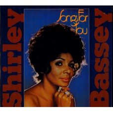SHIRLEY BASSEY Songs For You (S*R International 62083) Germany 1970 LP