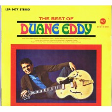 DUANE EDDY The Best Of (RCA LSP 3477) Germany 1966 LP