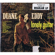 DUANE EDDY Lonely Guitar (RCA LSP 2798) USA 1964 LP