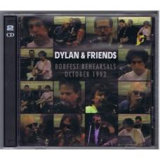 BOB DYLAN & FRIENDS Bobfest Rehearsals October 1992 (Yellow Cat YC 036/37) EU 1997 2CD-set
