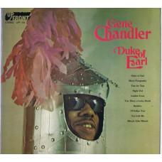 GENE CHANDLER Duke Of Earl (Up Front UPF 105) USA 1968 LP