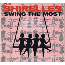 SHIRELLES Swing The Most (Pricewise 4001) USA 1965 LP