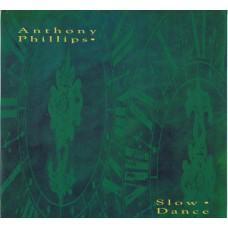 ANTHONY PHILLIPS Slow Dance (Virgin 2638) UK 1990 LP (Genesis)