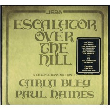 CARLA BLEY / PAUL HAINES Escalator Over The Hill (JCOA EOTH 839310-2) Germany 1972 2CD Box-set