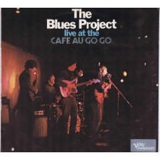 BLUES PROJECT Live At The Cafe Au Go Go (Verve Forecast FT 3000) USA 1967 mono LP