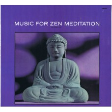TONY SCOTT Music For ZEN Meditation (Verve 2304138) France 1973 LP