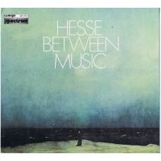 BETWEEN Hesse Between Music (Wergo SM 1015) Germany 1977 LP