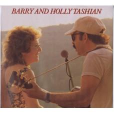 BARRY AND HOLLY TASHIAN Barry And Holly Tashian (Sawdust SDLP 400640) Germany 1988 LP (The Remains)