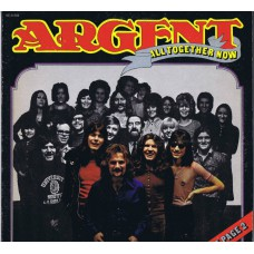 ARGENT All Together Now (Epic KE 31556) USA 1972 gatefold LP