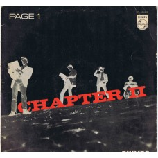 CHAPTER II Page One (Philips XPL 655 023) Holland 1966 LP