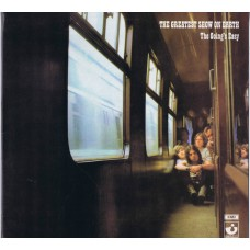GREATEST SHOW ON EARTH The Going's Easy (EMI/Harvest EMS 1045701 / 5099910457016) UK reissue 1970 recorded LP