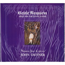 JOHN TAVENER Celtic Requiem (Apple Sapcor 20 / 077778125211) UK 1993 re. of 1971 LP