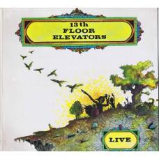 13TH FLOOR ELEVATORS Live (International Artists IALP #8) USA 1968 LP