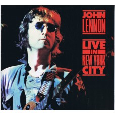 JOHN LENNON Live In New York (Parlophone 064 24 0485 1) Europe 1986 LP