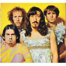 MOTHERS OF INVENTION We're Only In It For The Money (Verve 2317 034) UK 1972 re. of 1968 LP
