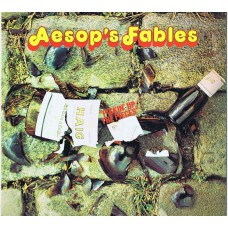 AESOP'S FABLES Pickin' Up The Pieces (Pink Elephant PE 877.049) Holland 1973 LP