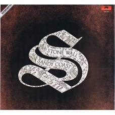SANDY COAST Stone Wall (Polydor 2426 030) Holland 1973 LP