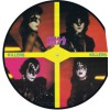 """KISS Killers (Phonogram – PIC 6302 193) Holland 1986 12"""" Picture Disc LP (official!)"""