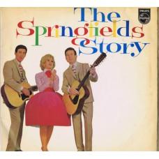 SPRINGFIELDS The Springfields Story (Philips BET 606) UK 1965 2LP-set (Dusty Springfield)