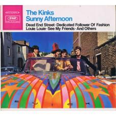 KINKS Sunny Afternoon (Pop Schallplatten ZS 10133) Germany 1967 compilation LP