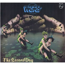 WATER The Second Day (Philips 6410 081) Holland 1975 LP