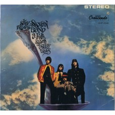 SEEDS / SKY SAXON BLUES BAND A Full Spoon Of Seedy Blues (GNP Crescendo ‎GNP 2040) USA 1967 stereo LP