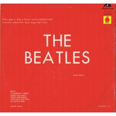 BEATLES And The Beatles Were Born (Napoleon NLP-11044) Italy 1973 LP (+ Captain Beefheart, The Who)
