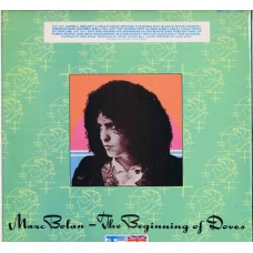 MARC BOLAN The Beginning Of Doves (Track Record ‎2410 201) UK 1974 compilation LP